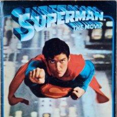 Coleccionismo Álbumes: SUPERMAN ÁLBUM DE CROMOS - EDITORIAL FHER AÑO 1978. Lote 197632948