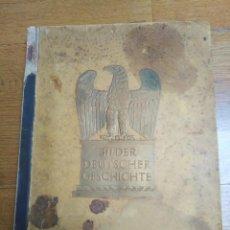 Coleccionismo Álbumes: ALBUM BILDER DEUTSCHER GESTICHE. Lote 198312258