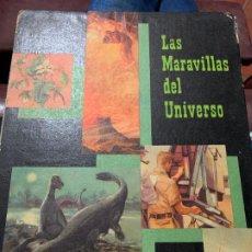 Coleccionismo Álbumes: ANTIGUO ALBUM LAS MARAVILLAS DEL UNIVERSO DE NESTLE. AÑO 1957. TODO FOTOGRAFIADO. Lote 198464822