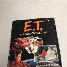 Coleccionismo Álbumes: ÁLBUM DE E.T. Lote 199055961