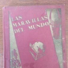 Coleccionismo Álbumes: LAS MARAVILLAS DEL MUNDO. NESTLÉ. Lote 199526266