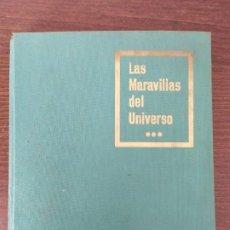 Coleccionismo Álbumes: ALBUM DE CROMOS LAS MARAVILLAS DEL UNIVERSO 3. DE NESTLE.. Lote 199971030