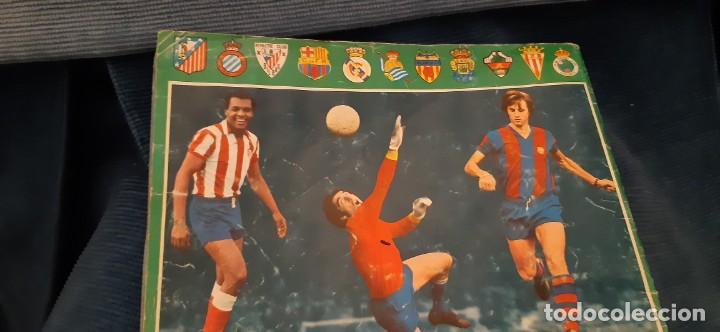 Coleccionismo Álbumes: 1977 78 77 78 DISGRA FHER ALBUM VACÍO NO PLANCHA BUEN ESTADO - Foto 5 - 201265240