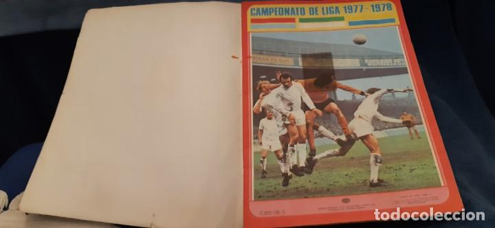 Coleccionismo Álbumes: 1977 78 77 78 DISGRA FHER ALBUM VACÍO NO PLANCHA BUEN ESTADO - Foto 11 - 201265240