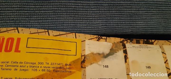 Coleccionismo Álbumes: 1977 78 77 78 DISGRA FHER ALBUM VACÍO NO PLANCHA BUEN ESTADO - Foto 15 - 201265240
