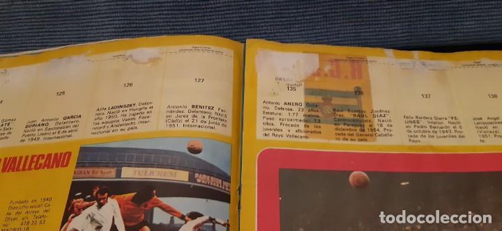 Coleccionismo Álbumes: 1977 78 77 78 DISGRA FHER ALBUM VACÍO NO PLANCHA BUEN ESTADO - Foto 19 - 201265240