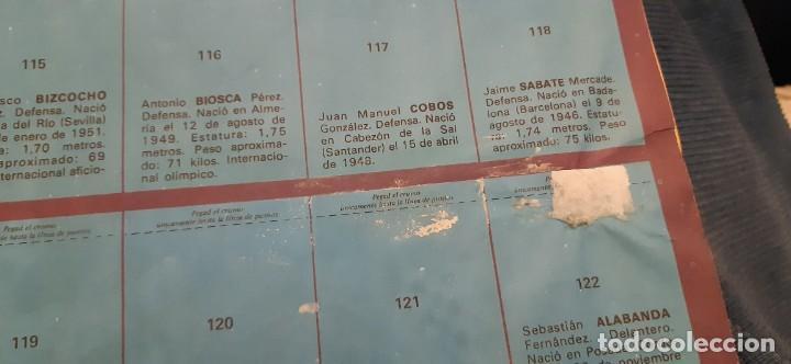Coleccionismo Álbumes: 1977 78 77 78 DISGRA FHER ALBUM VACÍO NO PLANCHA BUEN ESTADO - Foto 22 - 201265240