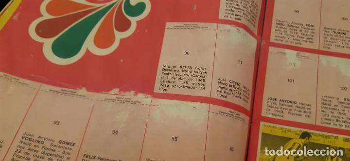 Coleccionismo Álbumes: 1977 78 77 78 DISGRA FHER ALBUM VACÍO NO PLANCHA BUEN ESTADO - Foto 25 - 201265240