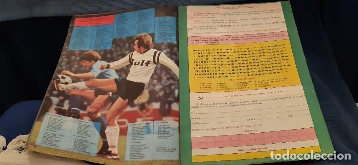 Coleccionismo Álbumes: 1977 78 77 78 DISGRA FHER ALBUM VACÍO NO PLANCHA BUEN ESTADO - Foto 26 - 201265240