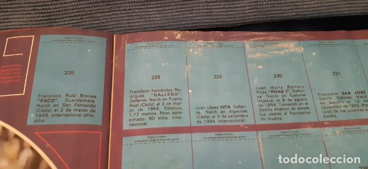 Coleccionismo Álbumes: 1977 78 77 78 DISGRA FHER ALBUM VACÍO NO PLANCHA BUEN ESTADO - Foto 34 - 201265240