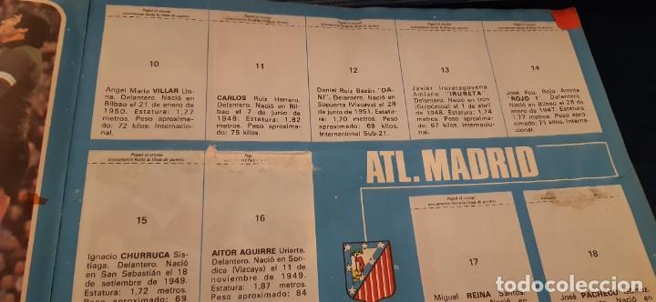Coleccionismo Álbumes: 1977 78 77 78 DISGRA FHER ALBUM VACÍO NO PLANCHA BUEN ESTADO - Foto 39 - 201265240