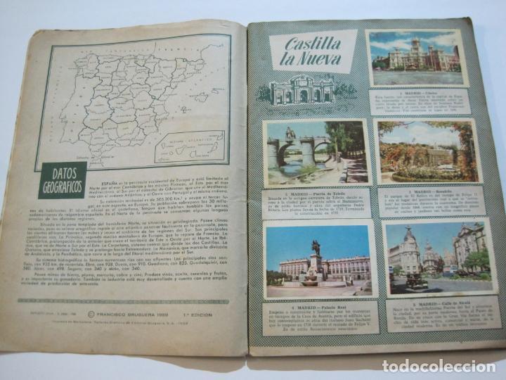 Coleccionismo Álbumes: BELLEZAS DE ESPAÑA-EDITORIAL BRUGUERA-ALBUM DE CROMOS INCOMPLETO-VER FOTOS-(V-19.921) - Foto 12 - 203177583