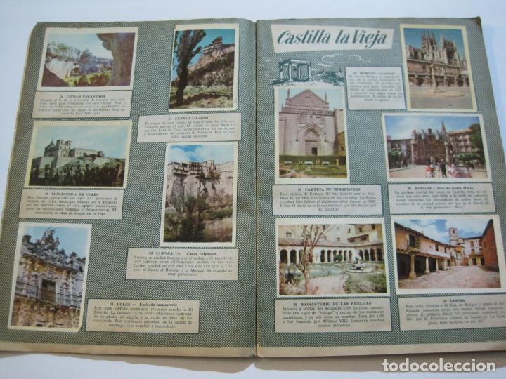 Coleccionismo Álbumes: BELLEZAS DE ESPAÑA-EDITORIAL BRUGUERA-ALBUM DE CROMOS INCOMPLETO-VER FOTOS-(V-19.921) - Foto 15 - 203177583
