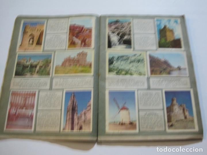 Coleccionismo Álbumes: BELLEZAS DE ESPAÑA-EDITORIAL BRUGUERA-ALBUM DE CROMOS INCOMPLETO-VER FOTOS-(V-19.921) - Foto 16 - 203177583