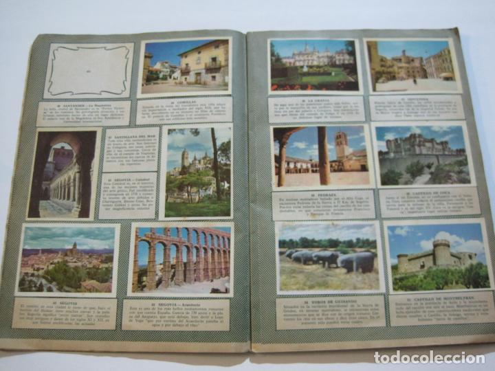 Coleccionismo Álbumes: BELLEZAS DE ESPAÑA-EDITORIAL BRUGUERA-ALBUM DE CROMOS INCOMPLETO-VER FOTOS-(V-19.921) - Foto 17 - 203177583