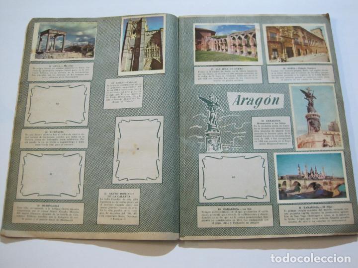 Coleccionismo Álbumes: BELLEZAS DE ESPAÑA-EDITORIAL BRUGUERA-ALBUM DE CROMOS INCOMPLETO-VER FOTOS-(V-19.921) - Foto 19 - 203177583