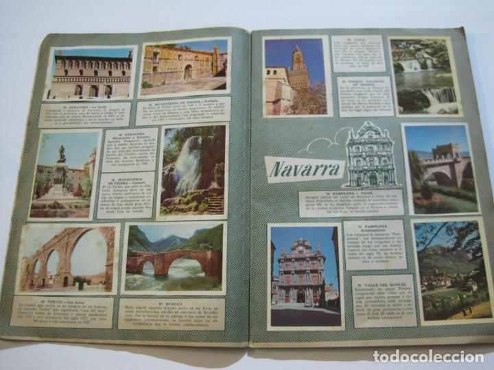 Coleccionismo Álbumes: BELLEZAS DE ESPAÑA-EDITORIAL BRUGUERA-ALBUM DE CROMOS INCOMPLETO-VER FOTOS-(V-19.921) - Foto 20 - 203177583