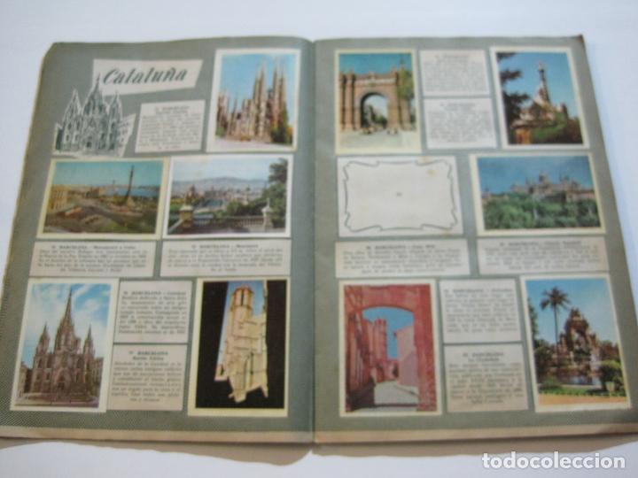 Coleccionismo Álbumes: BELLEZAS DE ESPAÑA-EDITORIAL BRUGUERA-ALBUM DE CROMOS INCOMPLETO-VER FOTOS-(V-19.921) - Foto 21 - 203177583