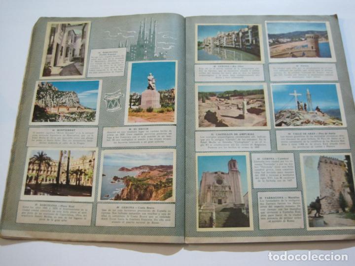 Coleccionismo Álbumes: BELLEZAS DE ESPAÑA-EDITORIAL BRUGUERA-ALBUM DE CROMOS INCOMPLETO-VER FOTOS-(V-19.921) - Foto 22 - 203177583
