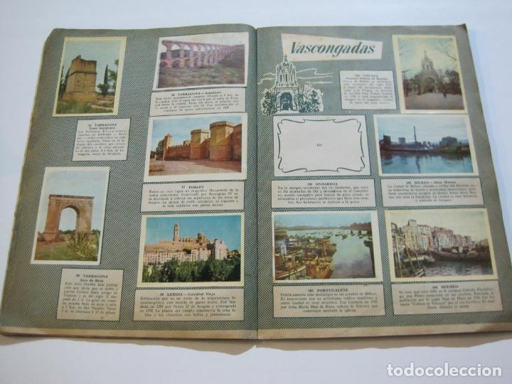Coleccionismo Álbumes: BELLEZAS DE ESPAÑA-EDITORIAL BRUGUERA-ALBUM DE CROMOS INCOMPLETO-VER FOTOS-(V-19.921) - Foto 23 - 203177583
