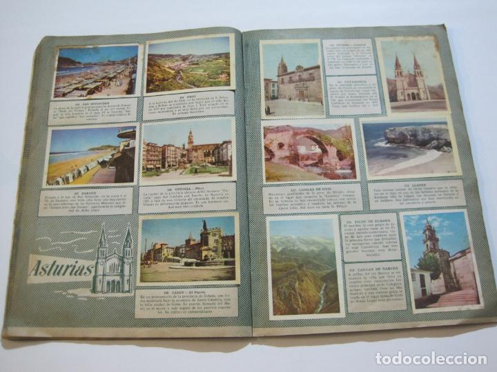 Coleccionismo Álbumes: BELLEZAS DE ESPAÑA-EDITORIAL BRUGUERA-ALBUM DE CROMOS INCOMPLETO-VER FOTOS-(V-19.921) - Foto 24 - 203177583