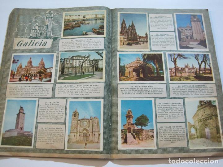 Coleccionismo Álbumes: BELLEZAS DE ESPAÑA-EDITORIAL BRUGUERA-ALBUM DE CROMOS INCOMPLETO-VER FOTOS-(V-19.921) - Foto 25 - 203177583