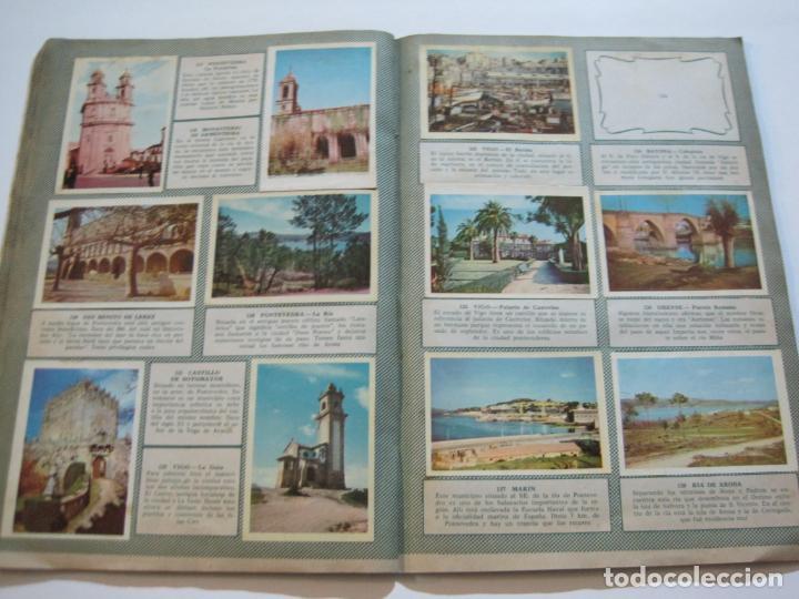 Coleccionismo Álbumes: BELLEZAS DE ESPAÑA-EDITORIAL BRUGUERA-ALBUM DE CROMOS INCOMPLETO-VER FOTOS-(V-19.921) - Foto 26 - 203177583