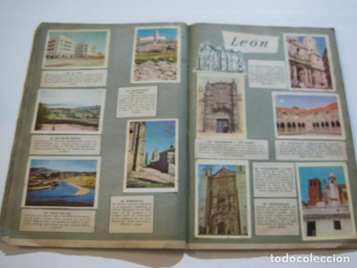 Coleccionismo Álbumes: BELLEZAS DE ESPAÑA-EDITORIAL BRUGUERA-ALBUM DE CROMOS INCOMPLETO-VER FOTOS-(V-19.921) - Foto 28 - 203177583