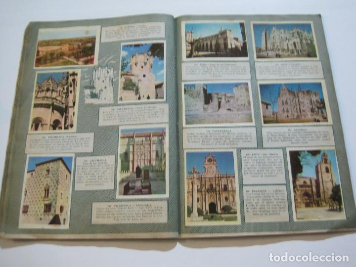 Coleccionismo Álbumes: BELLEZAS DE ESPAÑA-EDITORIAL BRUGUERA-ALBUM DE CROMOS INCOMPLETO-VER FOTOS-(V-19.921) - Foto 29 - 203177583