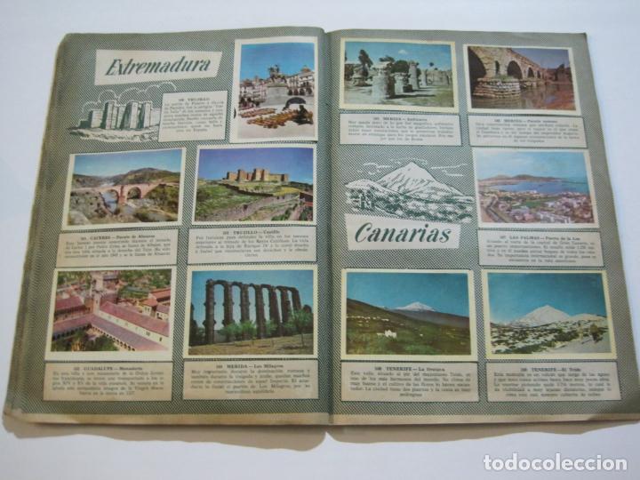 Coleccionismo Álbumes: BELLEZAS DE ESPAÑA-EDITORIAL BRUGUERA-ALBUM DE CROMOS INCOMPLETO-VER FOTOS-(V-19.921) - Foto 30 - 203177583