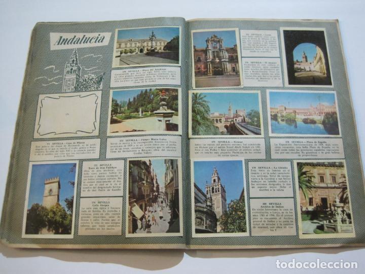 Coleccionismo Álbumes: BELLEZAS DE ESPAÑA-EDITORIAL BRUGUERA-ALBUM DE CROMOS INCOMPLETO-VER FOTOS-(V-19.921) - Foto 31 - 203177583