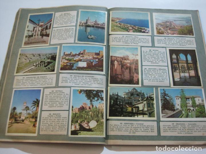 Coleccionismo Álbumes: BELLEZAS DE ESPAÑA-EDITORIAL BRUGUERA-ALBUM DE CROMOS INCOMPLETO-VER FOTOS-(V-19.921) - Foto 32 - 203177583