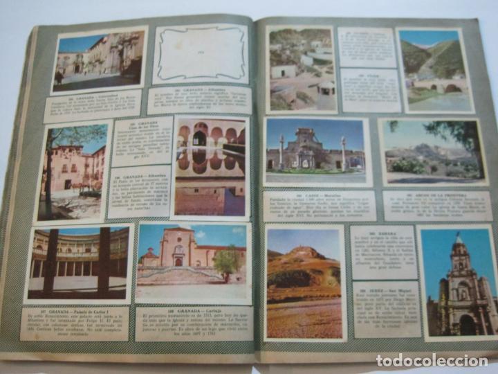 Coleccionismo Álbumes: BELLEZAS DE ESPAÑA-EDITORIAL BRUGUERA-ALBUM DE CROMOS INCOMPLETO-VER FOTOS-(V-19.921) - Foto 33 - 203177583