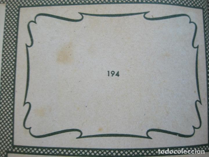 Coleccionismo Álbumes: BELLEZAS DE ESPAÑA-EDITORIAL BRUGUERA-ALBUM DE CROMOS INCOMPLETO-VER FOTOS-(V-19.921) - Foto 34 - 203177583
