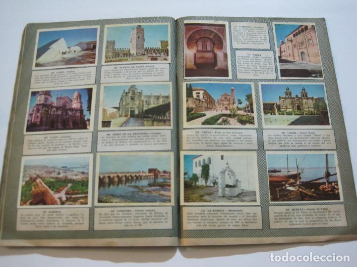 Coleccionismo Álbumes: BELLEZAS DE ESPAÑA-EDITORIAL BRUGUERA-ALBUM DE CROMOS INCOMPLETO-VER FOTOS-(V-19.921) - Foto 35 - 203177583