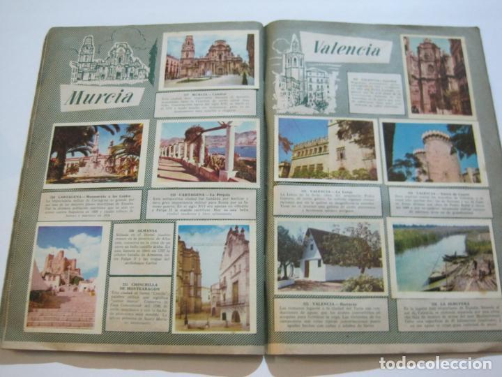 Coleccionismo Álbumes: BELLEZAS DE ESPAÑA-EDITORIAL BRUGUERA-ALBUM DE CROMOS INCOMPLETO-VER FOTOS-(V-19.921) - Foto 36 - 203177583