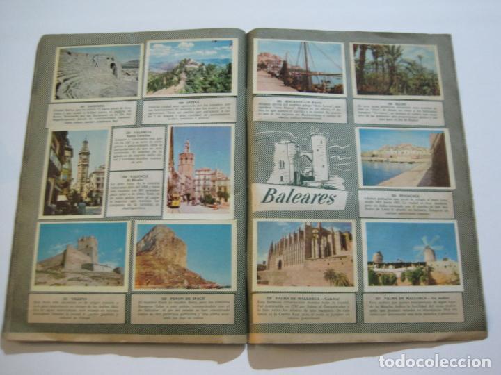 Coleccionismo Álbumes: BELLEZAS DE ESPAÑA-EDITORIAL BRUGUERA-ALBUM DE CROMOS INCOMPLETO-VER FOTOS-(V-19.921) - Foto 38 - 203177583