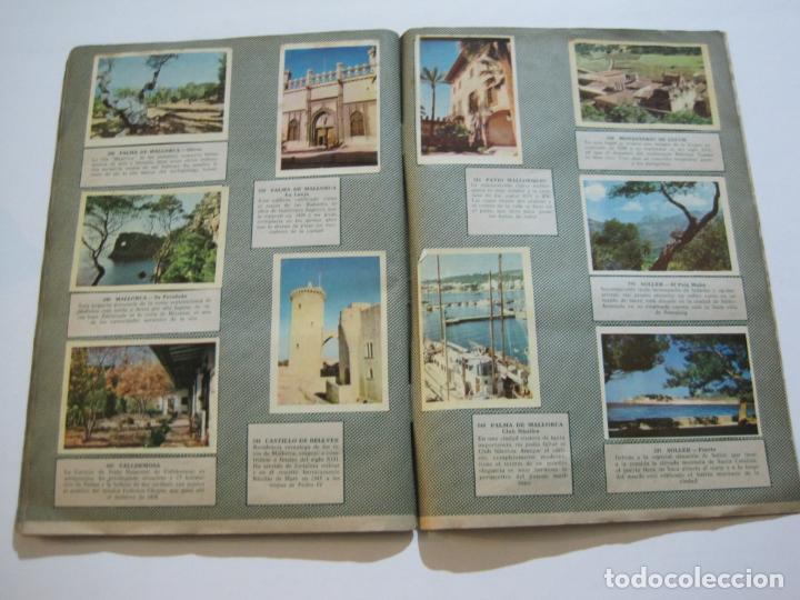 Coleccionismo Álbumes: BELLEZAS DE ESPAÑA-EDITORIAL BRUGUERA-ALBUM DE CROMOS INCOMPLETO-VER FOTOS-(V-19.921) - Foto 39 - 203177583
