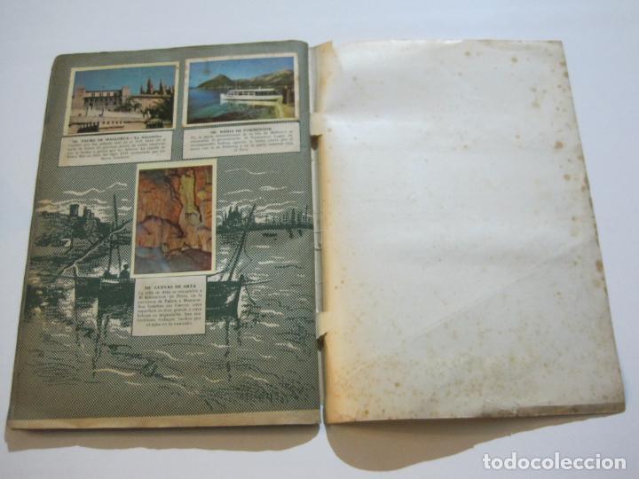 Coleccionismo Álbumes: BELLEZAS DE ESPAÑA-EDITORIAL BRUGUERA-ALBUM DE CROMOS INCOMPLETO-VER FOTOS-(V-19.921) - Foto 40 - 203177583