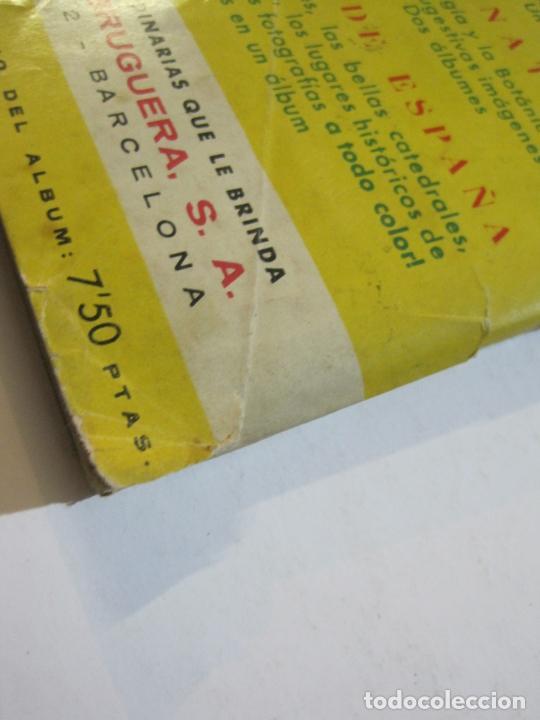 Coleccionismo Álbumes: BELLEZAS DE ESPAÑA-EDITORIAL BRUGUERA-ALBUM DE CROMOS INCOMPLETO-VER FOTOS-(V-19.921) - Foto 44 - 203177583
