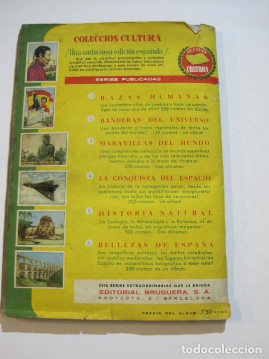 Coleccionismo Álbumes: BELLEZAS DE ESPAÑA-EDITORIAL BRUGUERA-ALBUM DE CROMOS INCOMPLETO-VER FOTOS-(V-19.921) - Foto 45 - 203177583