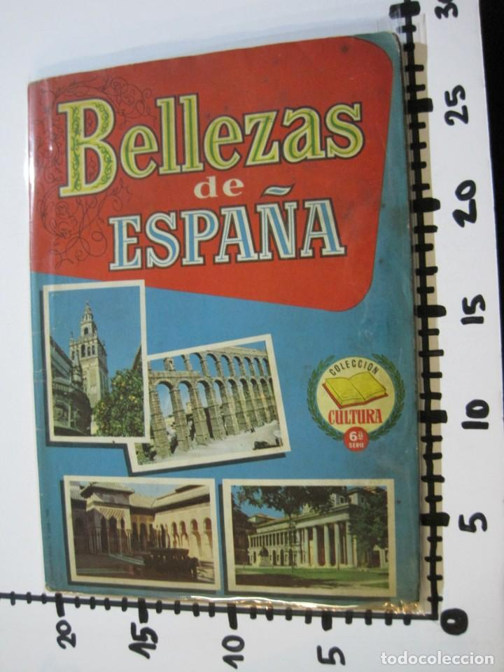 Coleccionismo Álbumes: BELLEZAS DE ESPAÑA-EDITORIAL BRUGUERA-ALBUM DE CROMOS INCOMPLETO-VER FOTOS-(V-19.921) - Foto 46 - 203177583