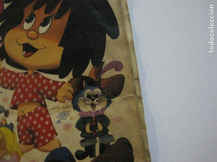 Coleccionismo Álbumes: LA FAMILIA TELERIN EN EL PAIS DE LOS CUENTOS-BRUGUERA-INCOMPLETO-FALTAN 9 CROMOS-VER FOTOS(V-19.926) - Foto 3 - 203185726