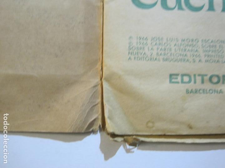 Coleccionismo Álbumes: LA FAMILIA TELERIN EN EL PAIS DE LOS CUENTOS-BRUGUERA-INCOMPLETO-FALTAN 9 CROMOS-VER FOTOS(V-19.926) - Foto 7 - 203185726