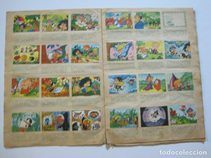Coleccionismo Álbumes: LA FAMILIA TELERIN EN EL PAIS DE LOS CUENTOS-BRUGUERA-INCOMPLETO-FALTAN 9 CROMOS-VER FOTOS(V-19.926) - Foto 9 - 203185726