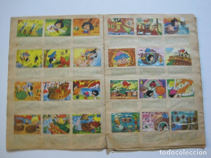 Coleccionismo Álbumes: LA FAMILIA TELERIN EN EL PAIS DE LOS CUENTOS-BRUGUERA-INCOMPLETO-FALTAN 9 CROMOS-VER FOTOS(V-19.926) - Foto 11 - 203185726