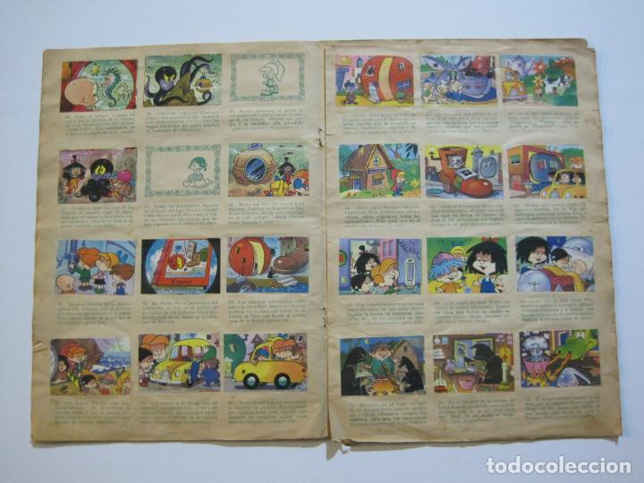 Coleccionismo Álbumes: LA FAMILIA TELERIN EN EL PAIS DE LOS CUENTOS-BRUGUERA-INCOMPLETO-FALTAN 9 CROMOS-VER FOTOS(V-19.926) - Foto 12 - 203185726