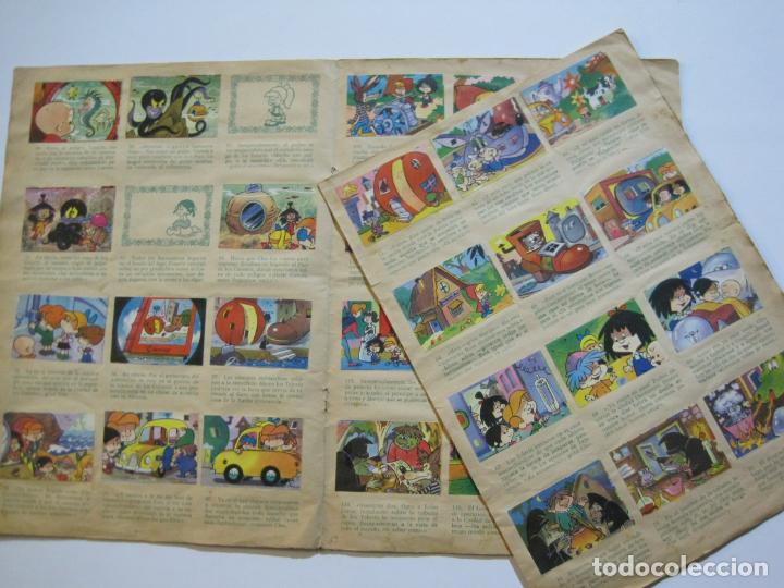 Coleccionismo Álbumes: LA FAMILIA TELERIN EN EL PAIS DE LOS CUENTOS-BRUGUERA-INCOMPLETO-FALTAN 9 CROMOS-VER FOTOS(V-19.926) - Foto 13 - 203185726