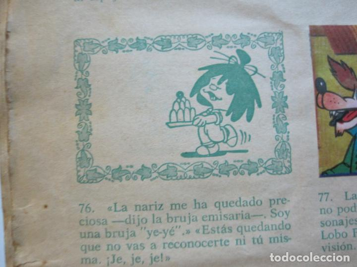Coleccionismo Álbumes: LA FAMILIA TELERIN EN EL PAIS DE LOS CUENTOS-BRUGUERA-INCOMPLETO-FALTAN 9 CROMOS-VER FOTOS(V-19.926) - Foto 16 - 203185726
