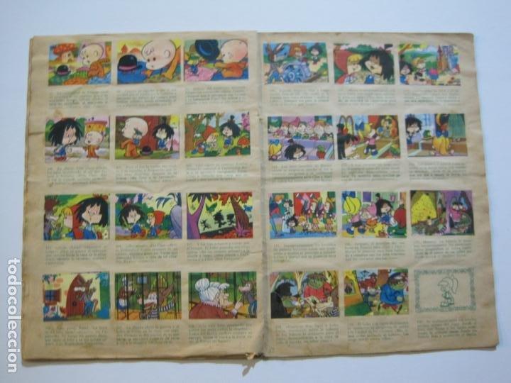 Coleccionismo Álbumes: LA FAMILIA TELERIN EN EL PAIS DE LOS CUENTOS-BRUGUERA-INCOMPLETO-FALTAN 9 CROMOS-VER FOTOS(V-19.926) - Foto 17 - 203185726